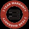 Rhin-O-Tuff Manufacture 3 year warranty program