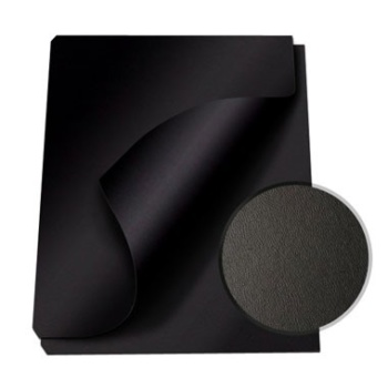 """MasterBind Black 8.5 x 11"""" Composition Soft Covers - 100pk. Are you searching for the simple and stylish covers that can really help your project report shine? Look no further, the ideal covers has arrived. The MasterBind Composition Soft Covers features a smooth and soft leather texture that will instantly astonish the person receiving the report. With the option to combine color-coordination or even miss-matching the cover and channel spine set can really bring out the creativity and uniqueness of the project. Select and choose from a variety of colors include black, navy and maroon. Don't just settle on a basic cover, choose the best option that will illustrate your creativity. Let your document speak for itself, and start it with the covers!"""