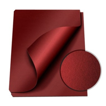 """MasterBind Maroon 8.5 x 11"""" Composition Soft Covers - 100pk. The simple and stylish covers that can really help your project report shine? Look no further, the ideal covers has arrived. The MasterBind Composition Soft Covers features a smooth and soft leather texture that will instantly astonish the person receiving the report. With the option to combine color-coordination or even miss-matching the cover set and channel spine can really bring out the creativity and uniqueness of the project. Select and choose from a variety of colors include black, navy and maroon. Don't just settle on a basic cover, choose the best option that will illustrate your creativity. Let your document speak for itself, and start it with the covers!"""