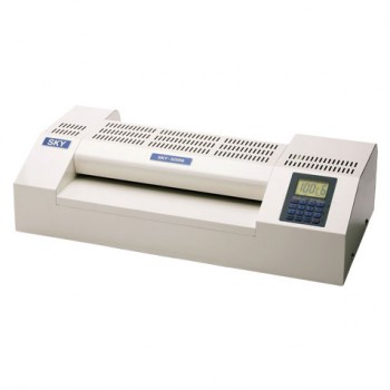 pouch laminator, 14 inch, hot/cold