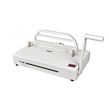 The Atlas 190 Metalbind Manual Book Binding Machine