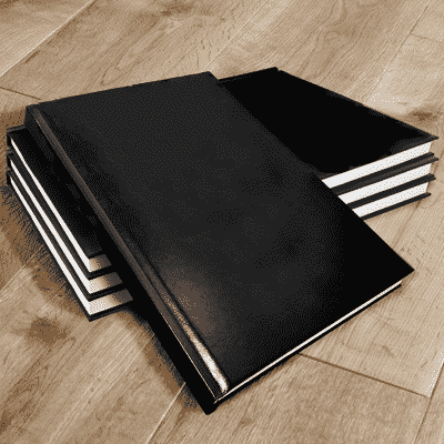 Premium Leather Hard Covers – Masterbind USA